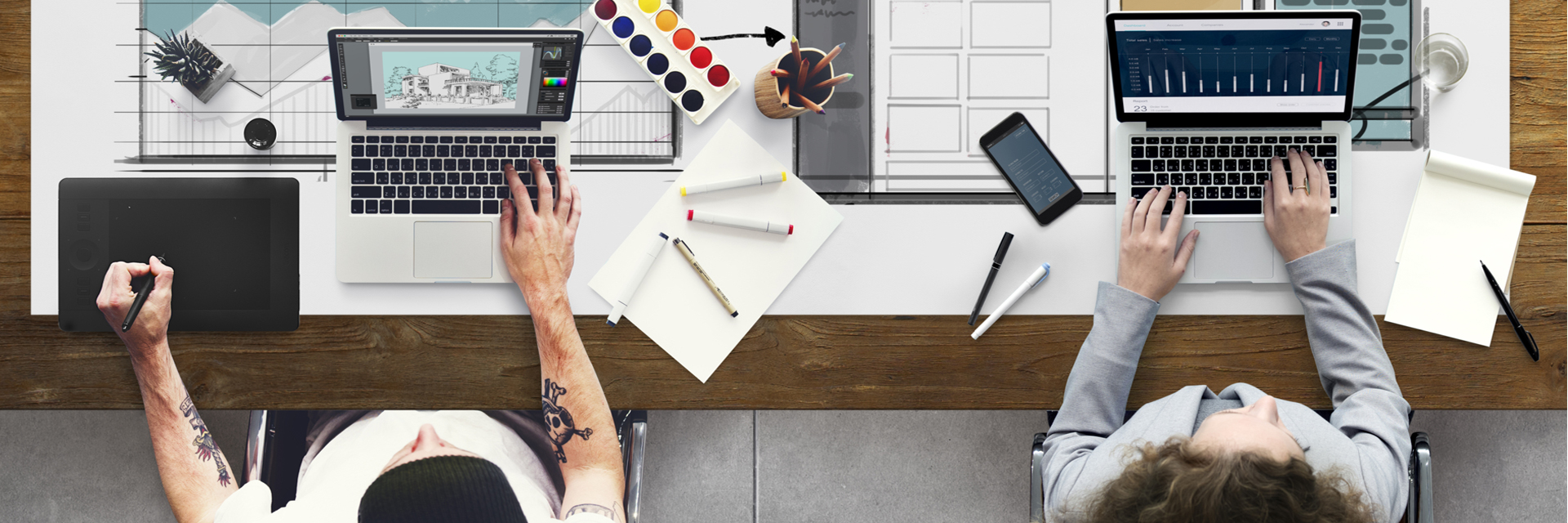 How to start your own web design company?