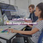 List of the best Web Design companies