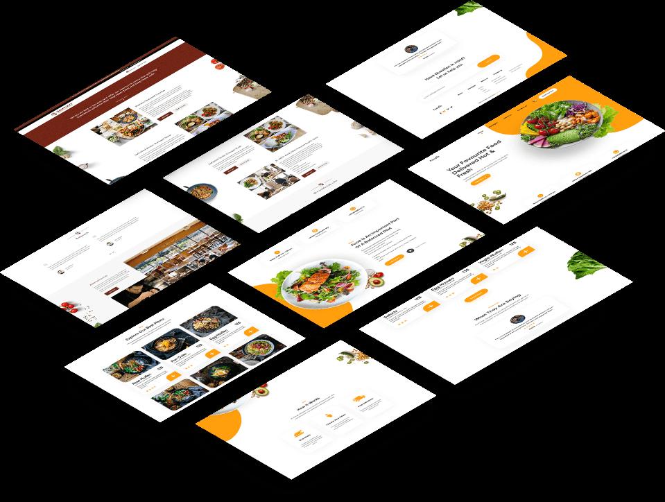 Food Web Theme