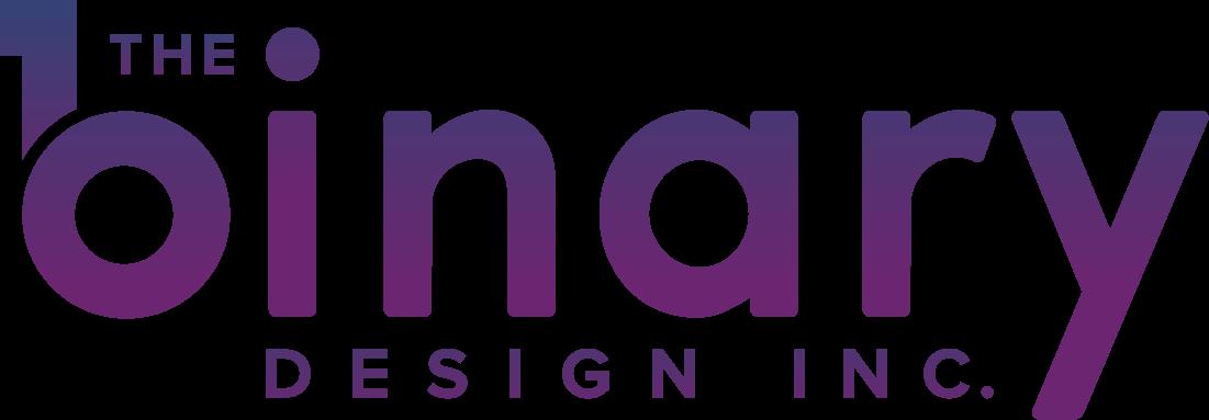 The Binary Design - Logo
